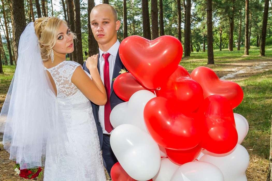 Фото 9146414 в коллекции Свадьба  Глеба и Оли - Kino-Nik and El - видеосъёмка