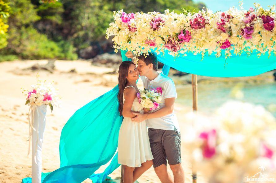 Фото 3749201 в коллекции Наши работы - Свадьба на Пхукете c Islandpics