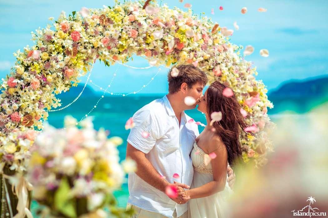 Фото 3749205 в коллекции Наши работы - Свадьба на Пхукете c Islandpics