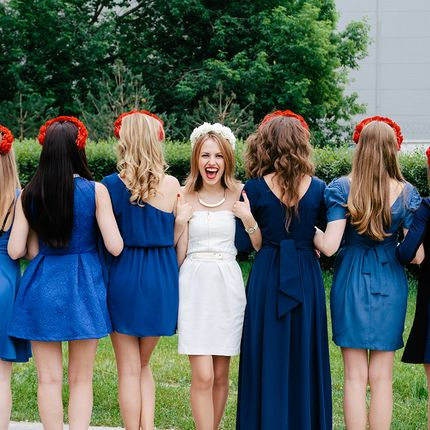Фотосъёмка девичников