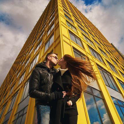 Тематическая Love-Story. Фотограф Павел Лысенко