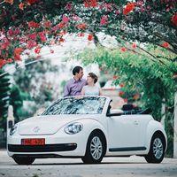 свадьба на Кипре, кабриолет, Elpida Media