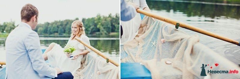 Свадьба в морском стиле - фото 322389 Татьяна Белянова - фотограф