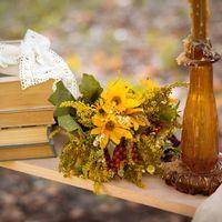 Очарование осени. Brides decor