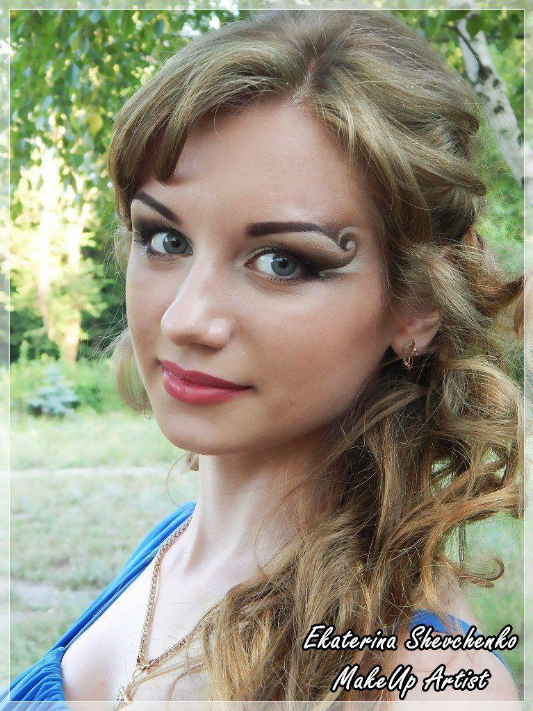 Фото 10459648 в коллекции Портфолио - MakeUp Artist Ekaterina Shevchenko