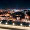 Вид на ночной город (выездная регистрация)