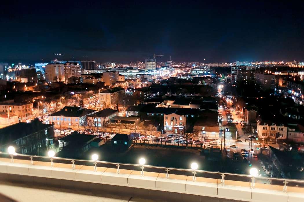 """Вид на ночной город (выездная регистрация) - фото 3888847 Банкетный зал """"Ясная поляна"""""""