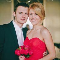 Свадебный макияж и свадебная прическа для Екатерины