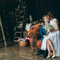 Букет невесты из пионов, маттиолы, нигеллы, ранункулусов, лимониума и эвкалипта  Флорист Рина Озерова Фотограф Нина Зверькова