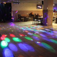 Танцпол со светомузыкой