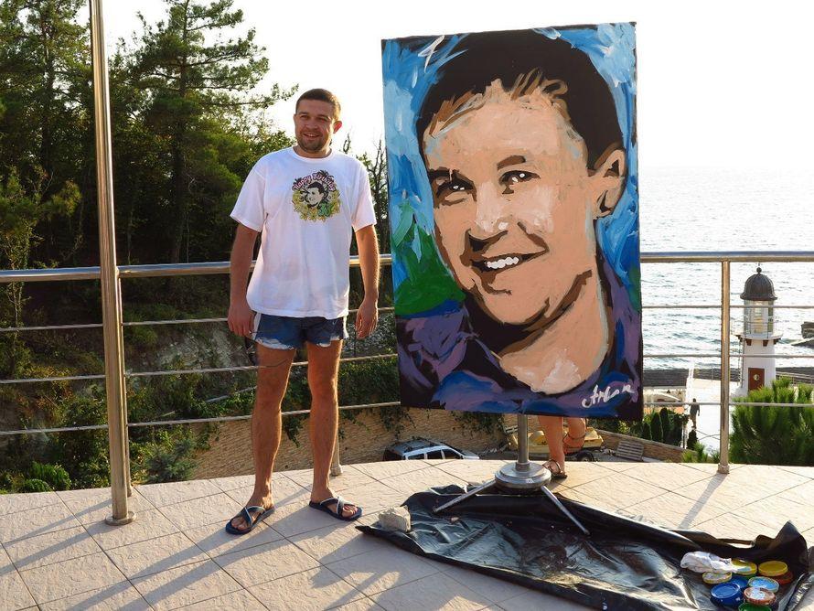 Фото 8651094 в коллекции VIP портрет-шоу (цветные картины) - Artlumen show - портрет-шоу