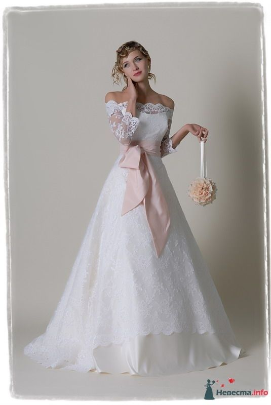 "Далия 14 500 - фото 29152 Салон свадебной моды ""Келли"""