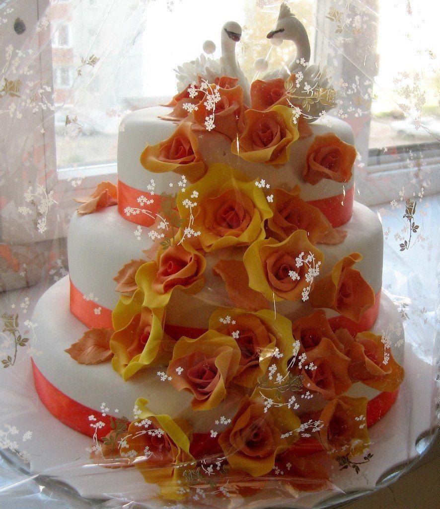 Рецепты с фото ярусных тортов