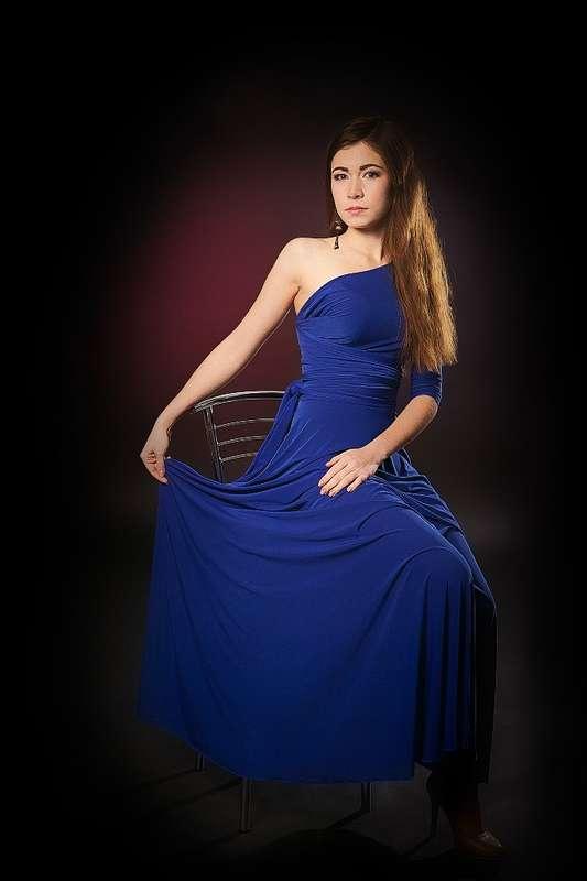 Фото 4077095 в коллекции Платья-трансформеры с рукавами - Платья для подружек невесты LeQ