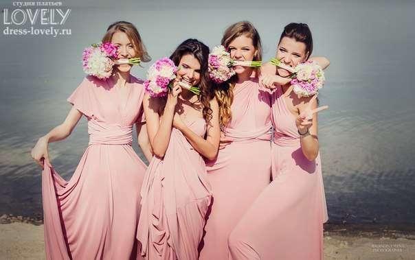 Фото 4077883 в коллекции Подружки невесты - Платья для подружек невесты LeQ
