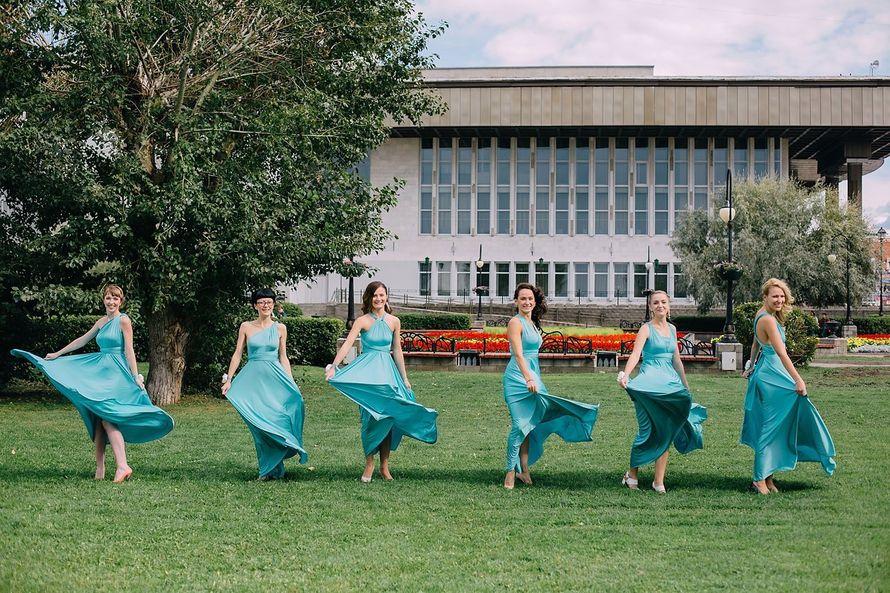 Фото 9175784 в коллекции Подружки невесты - Платья для подружек невесты LeQ