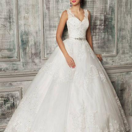 Свадебное платье - модель №5008