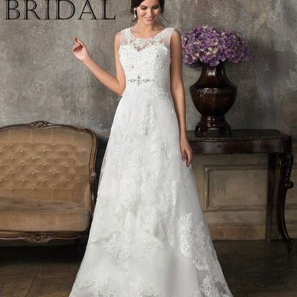 Свадебное платье - модель №606