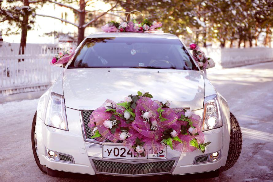 Фото 4115957 в коллекции свадебный автомобиль Cadillac CTS - Cadillac CTS - аренда авто на свадьбу