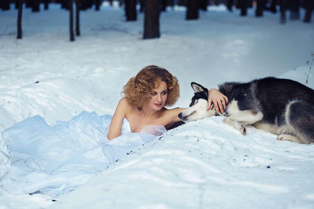 Фото 4126879 в коллекции Портфолио - Визажист-стилист Тульникова Олеся