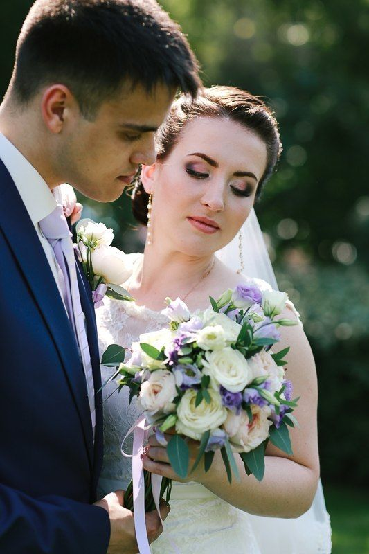 Свадебный макияж - фото 4127105 Визажист-стилист Тульникова Олеся