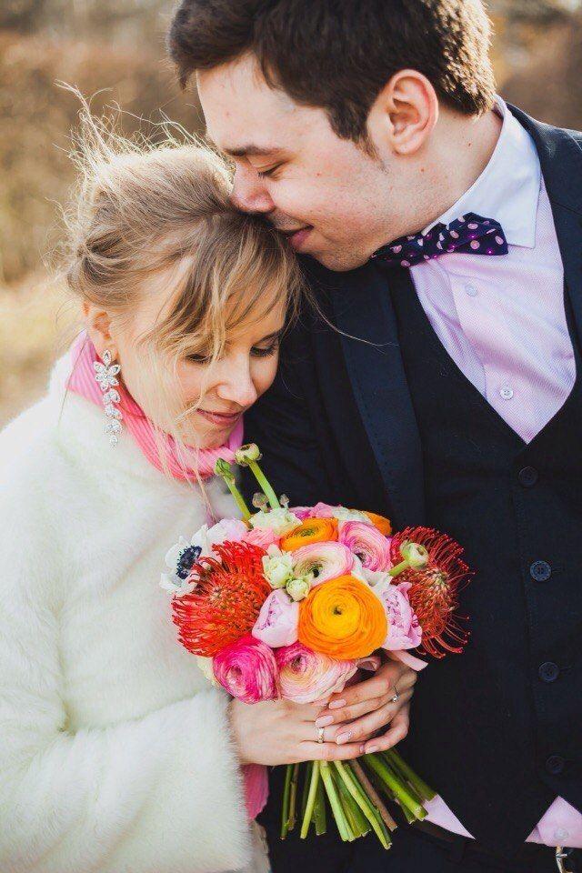 Фото 6512086 в коллекции Полина и Ильдар 14.03.14 - Сarrotsdesign Оформление свадеб, флористика