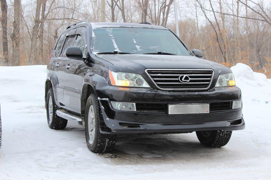 Lexus GX 470, цвет — черный металик, салон — серая кожа, раздельный климат контроль, вентиляция + подогрев сидений, люк.  Выбирайте цель - мы предложим путь!  Модно! Стильно! Молодежно! - заказать авто надежный! - фото 4167357 Компания VIP-auto - автомобили