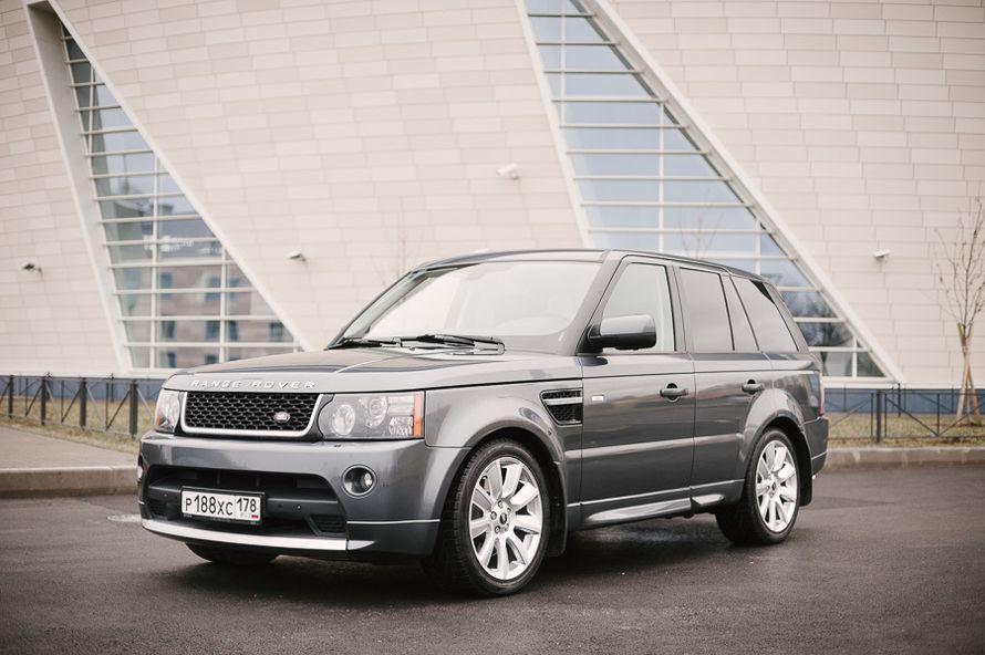 Фото 4172143 в коллекции Range Rover Sport - IstinaCar - аренда автомобиля