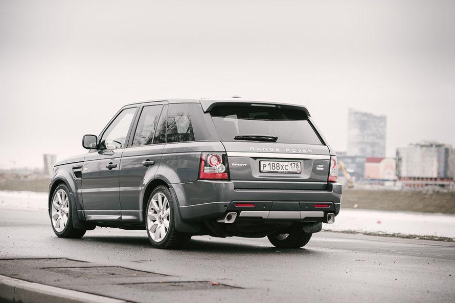 Фото 4172151 в коллекции Range Rover Sport - IstinaCar - аренда автомобиля