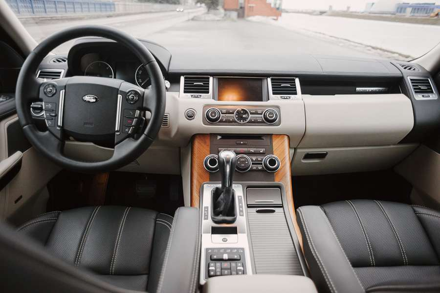 Фото 4172155 в коллекции Range Rover Sport - IstinaCar - аренда автомобиля