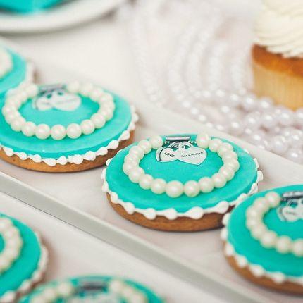 Печенье с декором