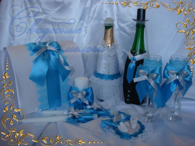 Набор на свадьбу мастер класс