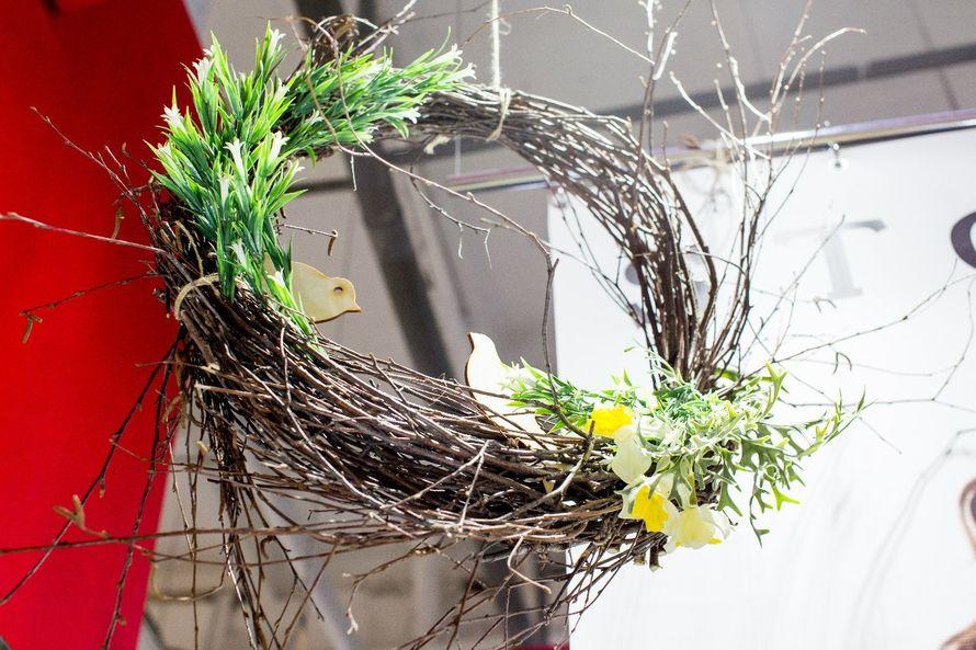 ТК ФИЕСТА. Витрина  магазина STOLNIK. Весна 2015 - фото 4192801 Мятный Лимон мастерская декораций
