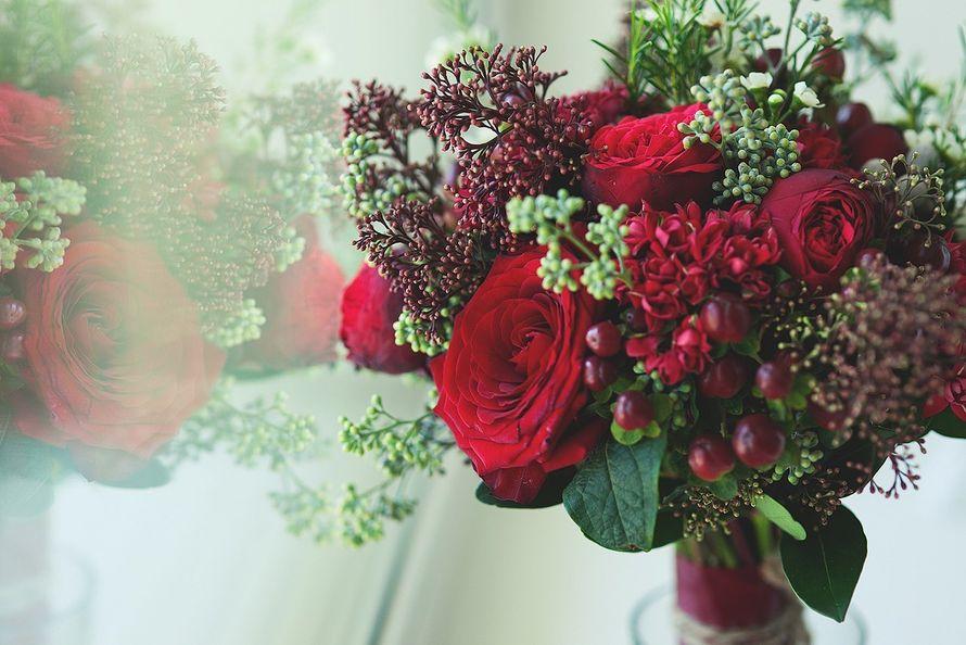 Фото 4208827 в коллекции Букет невесты - Студия праздничного декора Flavio