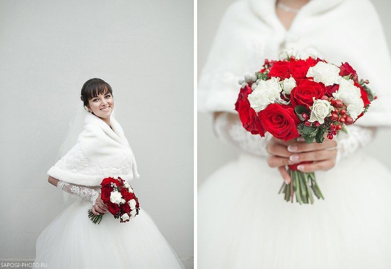 Фото 4208833 в коллекции Букет невесты - Студия праздничного декора Flavio