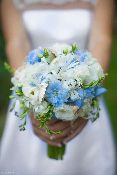 Фото 4208871 в коллекции Букет невесты - Студия праздничного декора Flavio