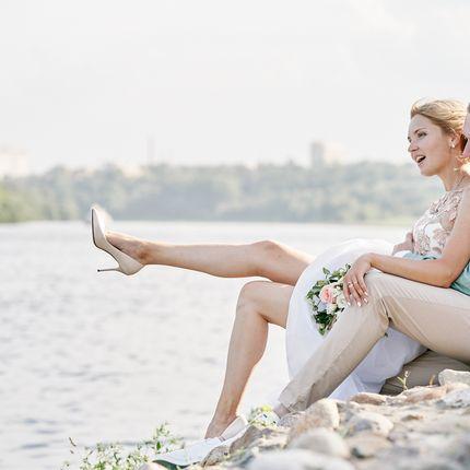 Фотосъемка свадбы (до 8 часов)