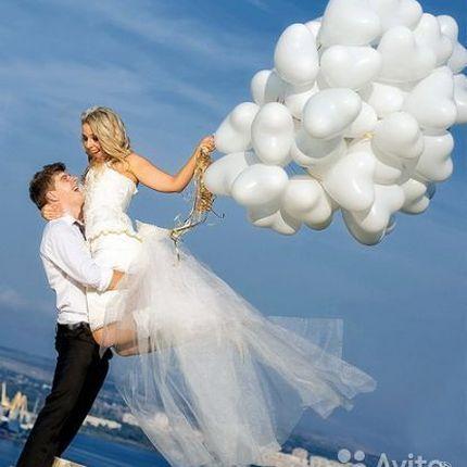 Свадебное  облако