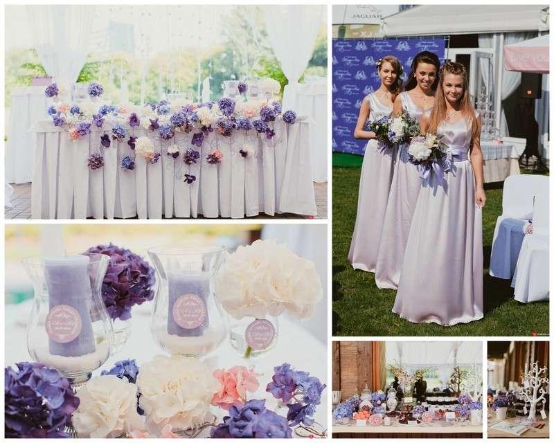 Фото 4263841 в коллекции Свадебные оформления - Пион Studio
