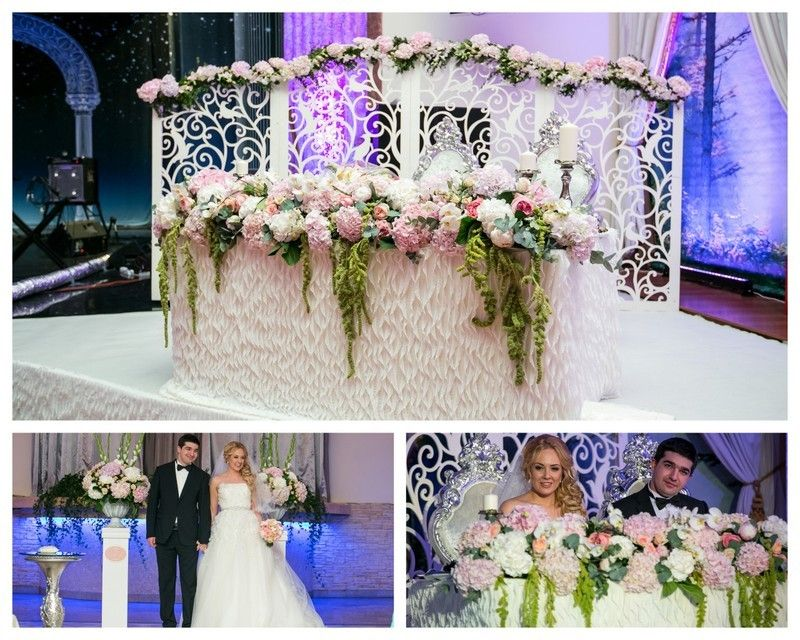 Фото 4263927 в коллекции Свадебные оформления - Пион Studio