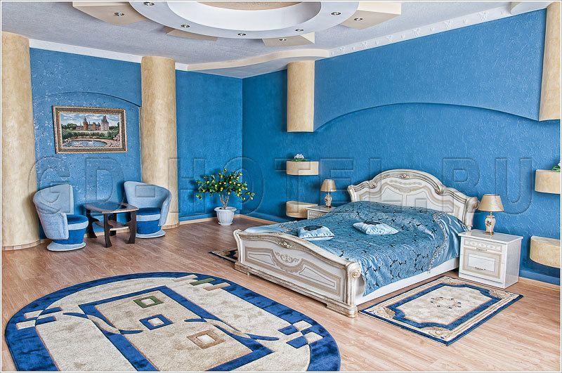 Фото 4303581 в коллекции Номера люкс и гостинные апартаменты - Отель Гостинный Дом