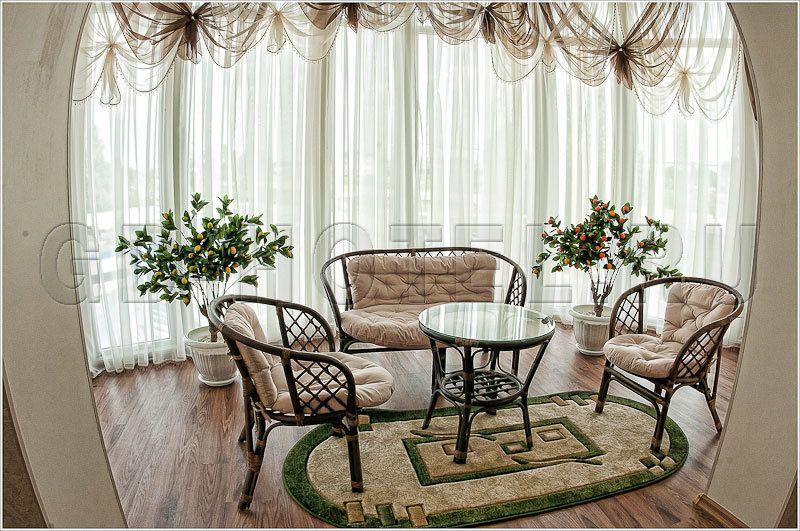 Фото 4303589 в коллекции Номера люкс и гостинные апартаменты - Отель Гостинный Дом