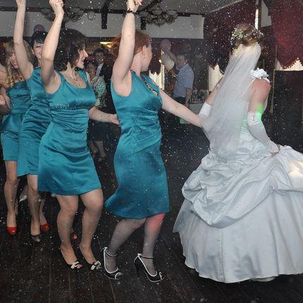 Веселая свадьба в Ростове