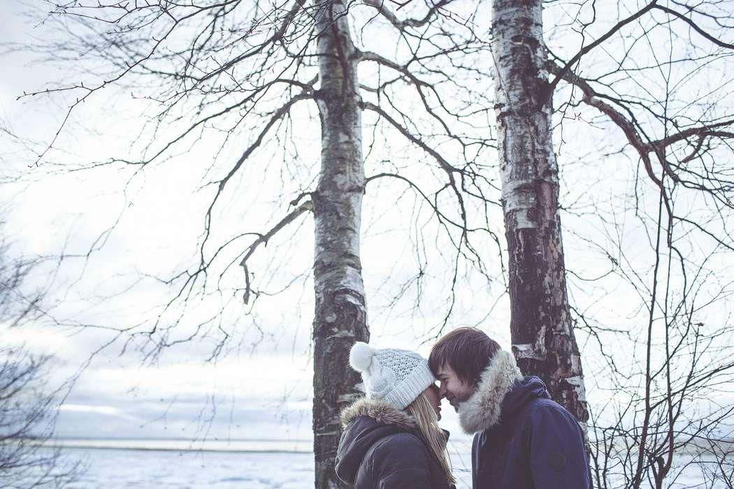 Фото 4325219 в коллекции Love Story Ксения+Дмитрий. Декабрь 2014. - Фотограф Анна Милокумова