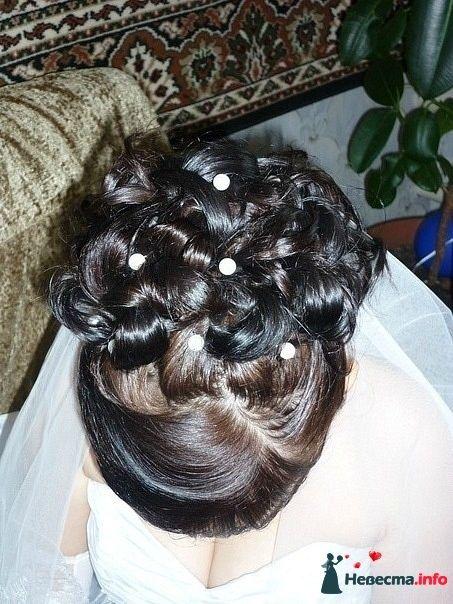 Фото 331244 в коллекции Свадебные прически - Стилист - визажист Ольга Жогина
