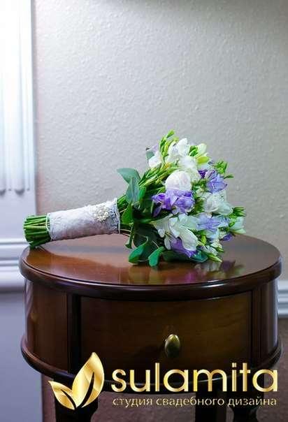 букет невесты - фото 4362631 Флорист Яковлева Светлана