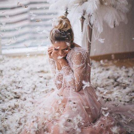 Свадебное платье Мелин