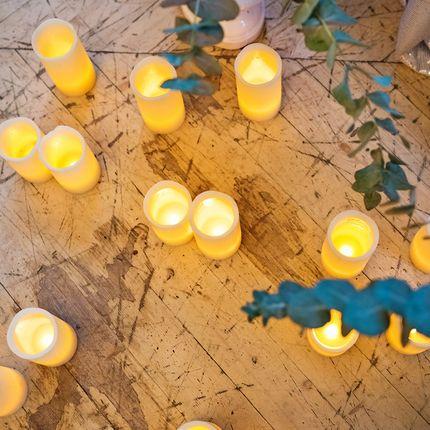 Светодиодные свечи в аренду