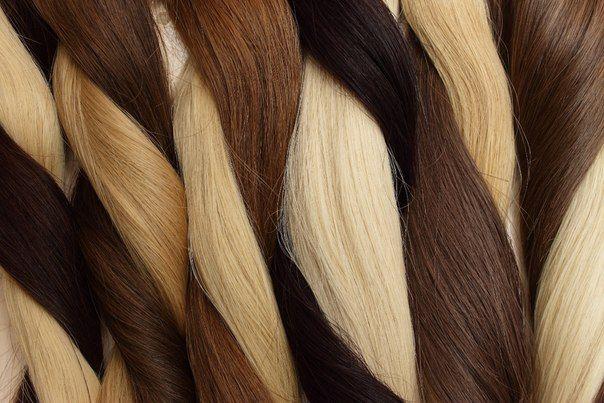 Фото 2809137 в коллекции Мои фотографии - Planetavolos - студия волос для наращивания