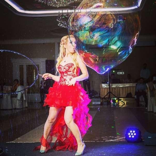 Фото 4430727 в коллекции Шоу гигантских мыльных пузырей - Bubble Show Ирины Сухоруковой